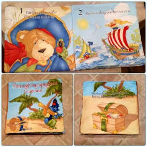 Children's Counting Story Book